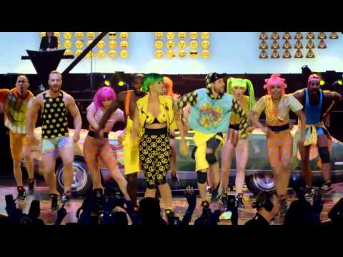 Katy Perry - This Is How We Do/ Last Friday Night (Live at The Prismatic World Tour)