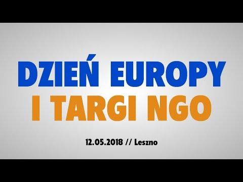 Dzień Europy i Targi NGO 2018