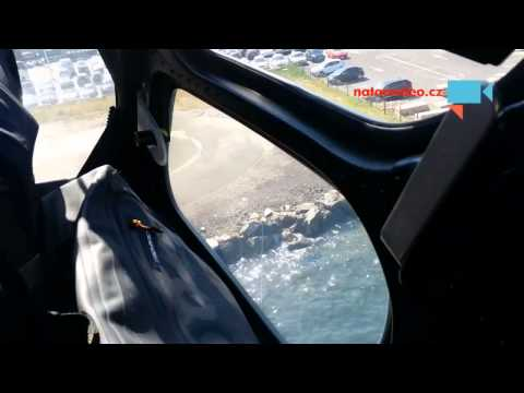 Saint Tropez z vrtulniku