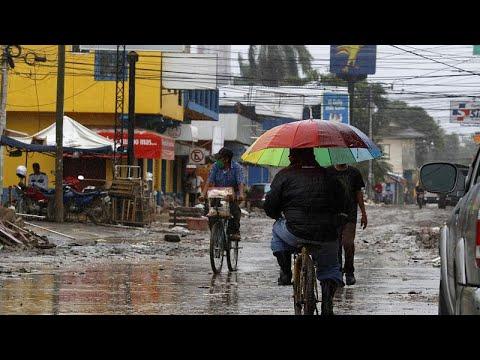 Κεντρική Αμερική: Ο κυκλώνας Γιώτα, στο μέγιστο της καταστροφικής του ισχύος…