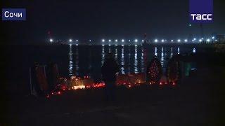Мир скорбит по жертвам катастрофы Ту-154