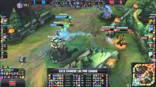 LPL Spring 2015 - Playoffs - 3rd Place - SS vs iG