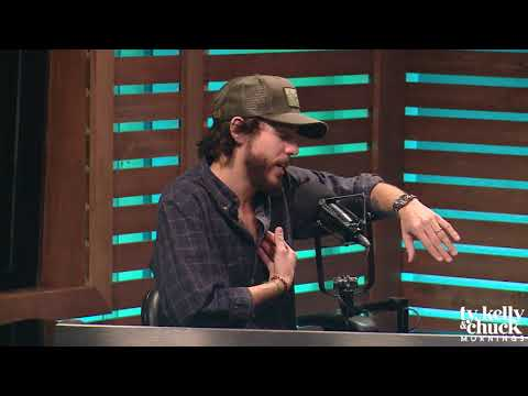 Chris Janson Explains Why He Wrote 'Drunk Girl' - Ty, Kelly & Chuck