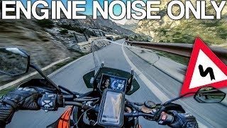 9. The better side of Stelvio on a KTM 1290 Super Adventure S [RAW Onboard]