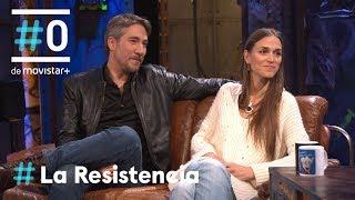 Video LA RESISTENCIA - Entrevista a Alberto Ammann y Clara Méndez-Leite   #LaResistencia 22.02.2018 MP3, 3GP, MP4, WEBM, AVI, FLV Agustus 2018