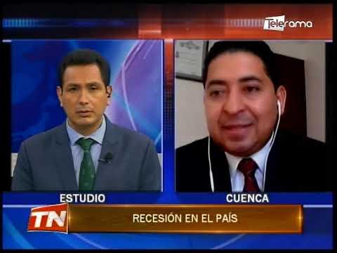 Hacia Dónde Vamos: Recesión en el país