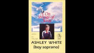 Download Lagu Ashley White boy soprano) sings The Lord is my Shepherd with descant Mp3