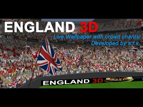 Video of England 3D Live Wallpaper