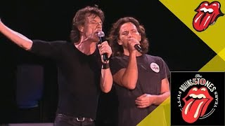 The Rolling Stones - Wild Horses (ft Eddie Vedder) - Live OFFICIAL