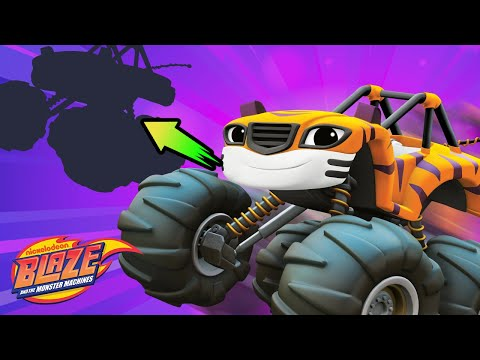 Blaze Bumper Cars #2   Games for Kids   Blaze and the Monster Machines