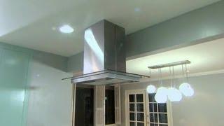 House Crashers - Sleek Contemporary So Cal Kitchen