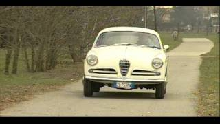 Alfa Romeo Giulietta Sprint - Dream Cars