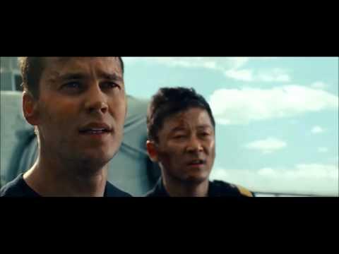 Melhor parte do filme; Battleship .A Batalha dos Mares