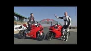 7. Ducati 1199 Panigale vs 899 Panigale Shootout