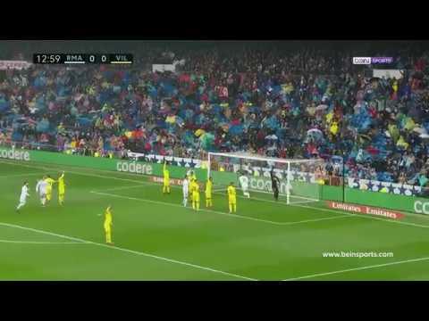 Villarreal - Real Madrid Maç özeti