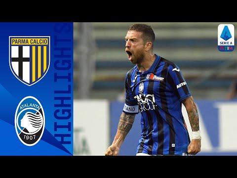 Parma 1-2 Atalanta | Atalanta comes from behind to beat Parma 2-1 | Serie A TIM
