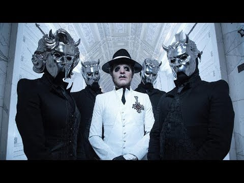 Ghost 101: Explaining the Mysterious Swedish Band - Toni Gonzalez's Weekly Riff