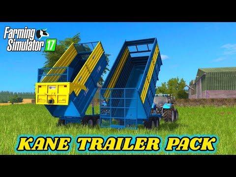 Kane trailer pack v1.0.0.0