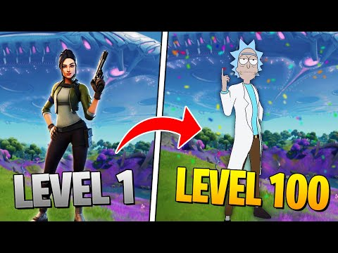 How To Level Up FAST In Fortnite SEASON 7 | Level 100 in ONE DAY - Level Up Fast & Easy