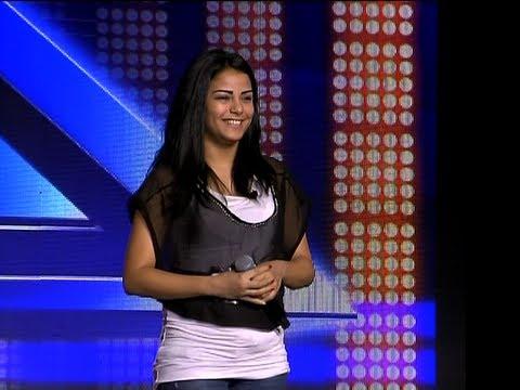 تجارب الأداء سماح الزويري أبهرت وائل كفوري - The X Factor 2013