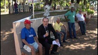 Balanço Geral faz a festa na praça central de Pederneiras