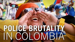 A Human Rights Defender On Colombian Government Brutality