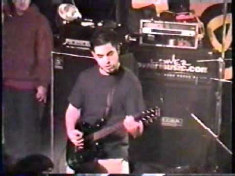 Eye Against at Fitzgeralds, Houston [2001]