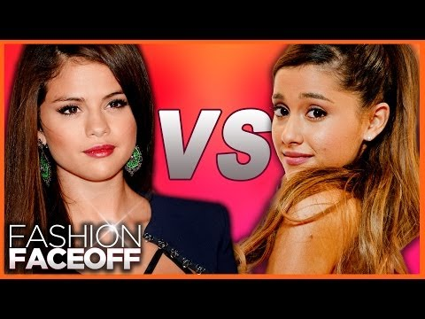 faceoff - For more ClevverTV shows ▻▻ http://ow.ly/ktrcX Vote for Miley Cyrus vs. Demi Lovato ▻▻ bit.ly/1bygcy0 VOTE NOW for your favorite style star in this edition o...