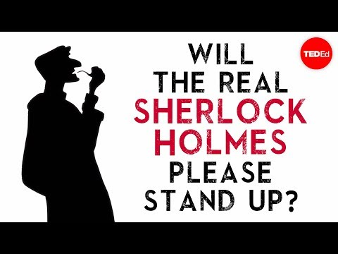 VIDEO: Will The Real Sherlock Holmes Please Stand Up?