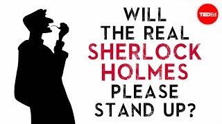 Who IS Sherlock Holmes – Neil McCaw
