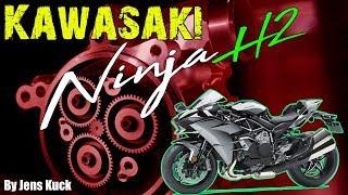 Kawasaki Ninja H2 // Autobahn // Jens Kuck