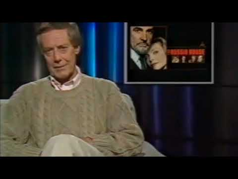 Barry Norman - Russia House Review
