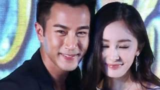 《HOLD住爱》  Hawick Lau and Yang Mi