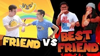 Video Friend vs Best friend MP3, 3GP, MP4, WEBM, AVI, FLV Juni 2019