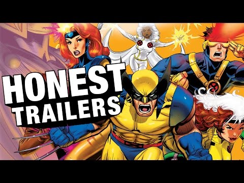 An Honest Trailer For XMen The Animated