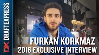Furkan Korkmaz Exclusive DraftExpress Interview