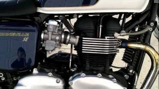 6. 2012 Triumph Bonneville SE - walkaround