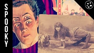 A list of the most bizarre circus sideshow freaks form the early 1900'sThanks for Watching, don't forget to hit subscribe follow us on tumblr:http://thespookycookie.tumblr.com/