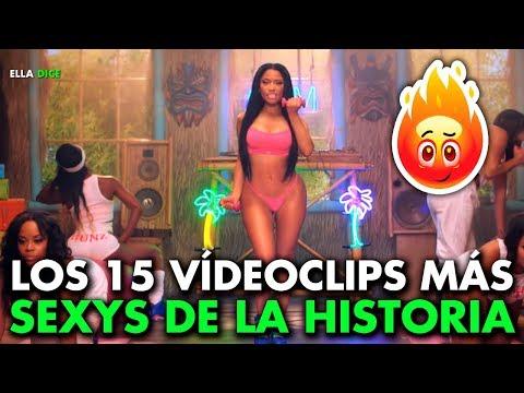 """15 De Los VIDEOS MUSICALES Más """"SEXYS"""" De La HISTORIA"""