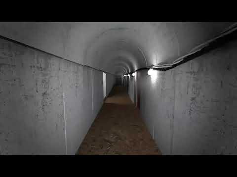 le projet de métro du Hamas contrecarré ( animation )