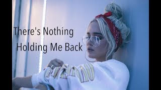 Download Lagu There's Nothing Holding Me Back - Shawn Mendes - Cover by Macy Kate Mp3