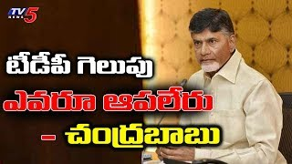 AP CM Chandrababu Very Confident Over TDP Victory In AP Elections