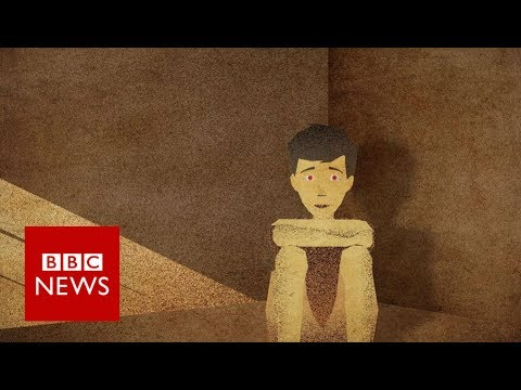 India's Kashmir conflict through the eyes of a child – BBC News