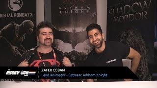 Batman: Arkham Knight - Angry Interview E3 2014