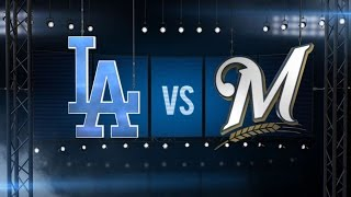6/28/16: Dodgers top Brewers behind Urias' first win