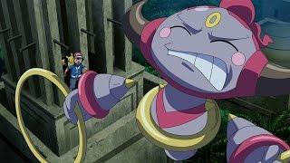 映画「ポケモン・ザ・ムービーXY『光輪の超魔神 フーパ』」予告編 #Pokémon the Movie #Japanese Anime