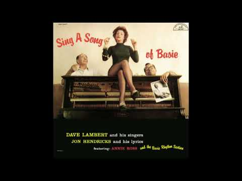 Lambert, Hendricks & Ross ‎– Sing a Song of Basie (Full Album)