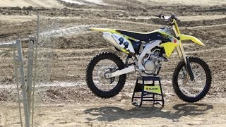 1. 2017 Suzuki RM-Z450 | First Impression | TransWorld Motocross