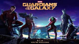 BANDA SONORA DE GUARDIANS OF THE GALAXY GUARDIANES DE LA GALAXYA