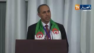 تزكية عز الدين ميهوبي أمينا عاما بالنيابة للتجمع الوطني الديمقراطي